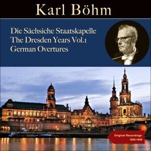 Die Sächsische Staatskapelle, Karl Böhm 歌手頭像