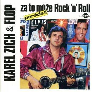 Karel Zich, Flop 歌手頭像