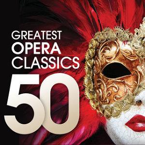 50 Greatest Opera Classics 歌手頭像