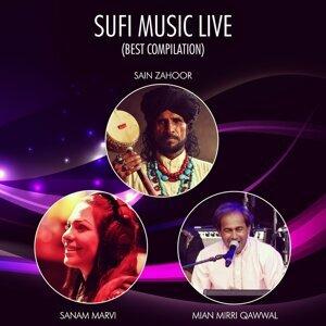 Sain Zahoor, Sanam Marvi, Mian Mirri Qawwal 歌手頭像