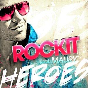 Rockit feat. Maury アーティスト写真