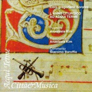 Coro Gregoriano Sorores, Anastasia Kim 歌手頭像
