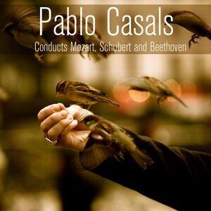 Concert du Festival de Prades, Arthur Grumiaux, Pablo Casals 歌手頭像