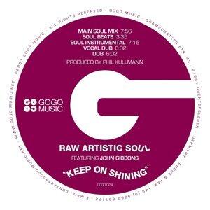 Raw Artistic Soul, John Gibbons 歌手頭像