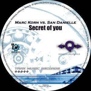 Marc Korn, San Danielle 歌手頭像
