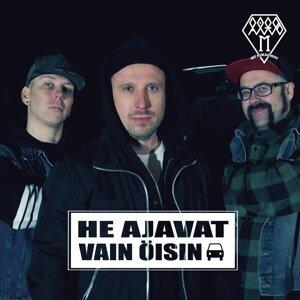 Mäkki feat. Kuningas Pähkinä & Setä Tamu