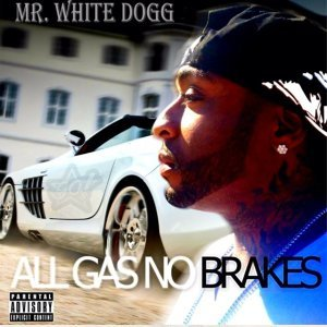Mr. White Dogg