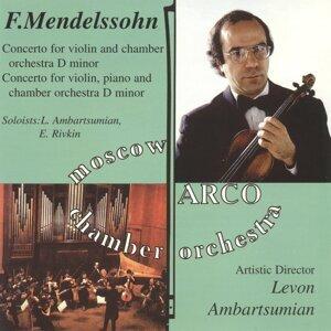Moscow Chamber Orchestra ARCO, Levon Ambartsumian 歌手頭像