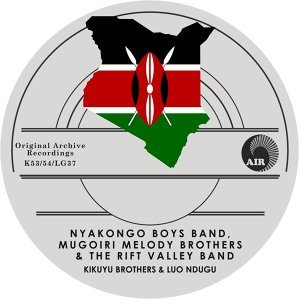 Nyakongo Boys Band, Mugoiri Melody Brothers, Rift Valley Band 歌手頭像