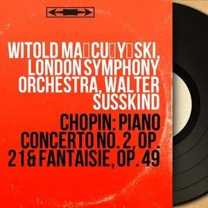 Witold Małcużyński, London Symphony Orchestra, Walter Susskind 歌手頭像