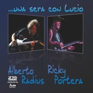 Alberto Radius, Ricky Portera 歌手頭像