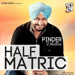 Pinder Dhillon 歌手頭像