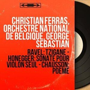 Christian Ferras, Orchestre national de Belgique, George Sebastian 歌手頭像