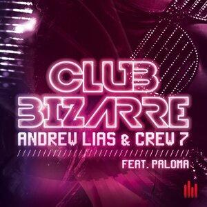 Andrew Lias, Crew 7 歌手頭像