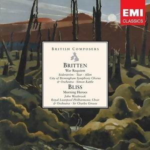 Sir Simon Rattle/Sir Charles Groves 歌手頭像