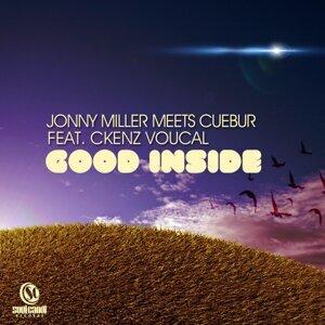 Jonny Miller meets Cuebur feat. Ckenz Voucal アーティスト写真