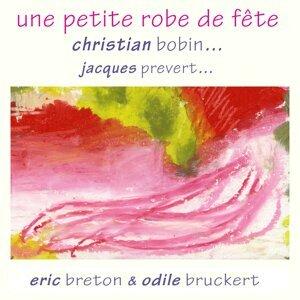 Odile Bruckert, Eric Breton 歌手頭像