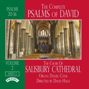 The Choir of Salisbury Cathedral|David Halls|Daniel Cook 歌手頭像