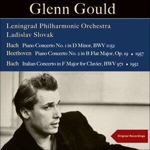 Leningrad Philharmonic Orchestra, Ladislav Slovak, Glenn Gould 歌手頭像