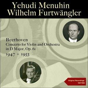 Lucerne Festival Orchestra, Yehudi Menuhin, Wilhelm Furtwängler 歌手頭像