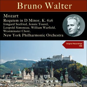New York Philharmonic Orchestra, Irmgard Seefried, Bruno Walter 歌手頭像