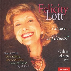 Graham Johnson, Felicity Lott 歌手頭像