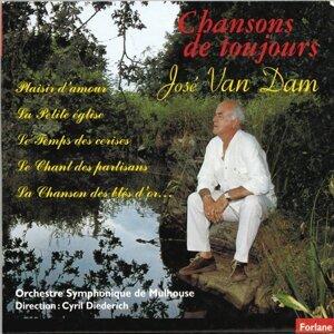 Orchestre symphonique de Mulhouse, Cyril Diederich, José Van Dam 歌手頭像