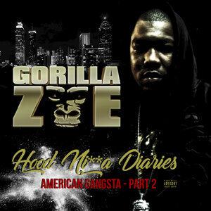 Gorilla Zoe 歌手頭像