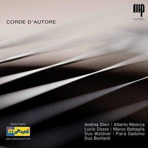 Andrea Dieci, Alberto Mesirca, Lucio Dosso 歌手頭像