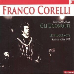 Orchestre de la Scala de Milan, Wladimiro Ganzarolli, Gianadrea Gavazenni, Franco Corelli 歌手頭像