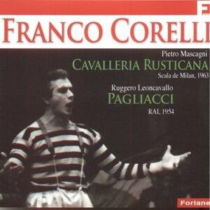 Orchestre du Théatre de la Scala de Milan, Gianandrea Gavazenni 歌手頭像