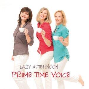prime time voice 歌手頭像