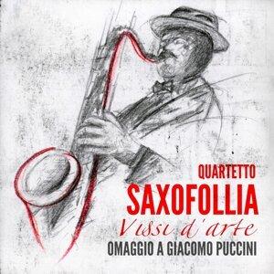 Quartetto Saxofollia 歌手頭像