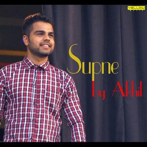 Akhil 歌手頭像