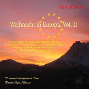 Brahms-Vokalquartett Bonn, Rainer Gepp 歌手頭像