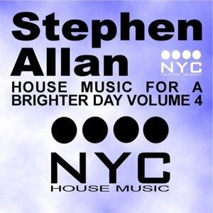 Stephen Allan 歌手頭像