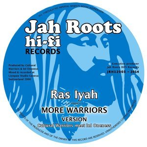 Ras Iyah, Cultural Warriors 歌手頭像