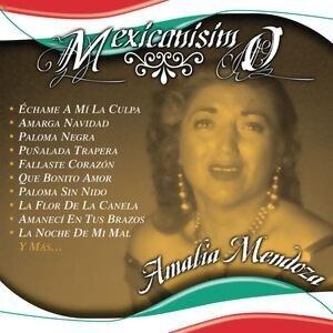 Amalia Mendoza 歌手頭像