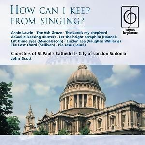 Choristers of St Paul's Cathedral/John Scott アーティスト写真