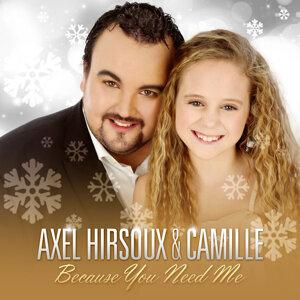 Camille,Axel Hirsoux 歌手頭像