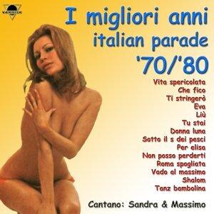 Massimo, Sandra 歌手頭像