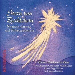 Brahms-Vokalquartett Bonn, Käthe Gepp-Herold, Ralph Paland 歌手頭像