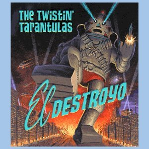 The Twistin' Tarantulas