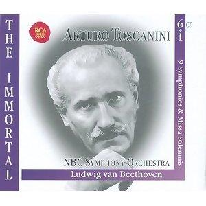 Arturo Toscanini アーティスト写真