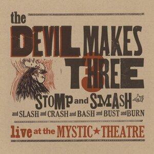 The Devil Makes Three 歌手頭像
