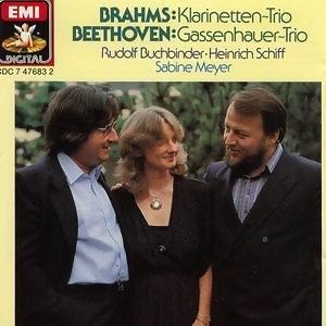 Sabine Meyer/Rudolf Buchbinder/Heinrich Schiff 歌手頭像