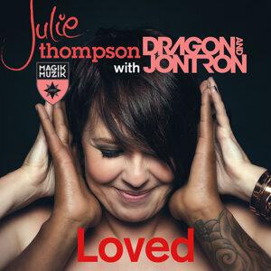 Julie Thompson with Dragon & Jontron 歌手頭像