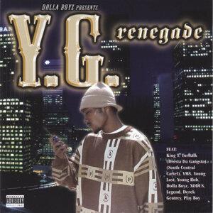 Y.G. 歌手頭像