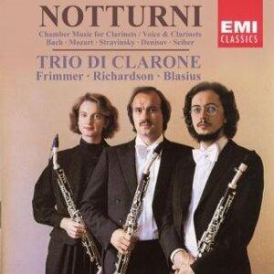 Trio Di Clarone 歌手頭像