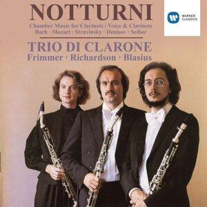 Trio Di Clarone/Monika Frimmer/Carol Richardson/Martin Blasius 歌手頭像